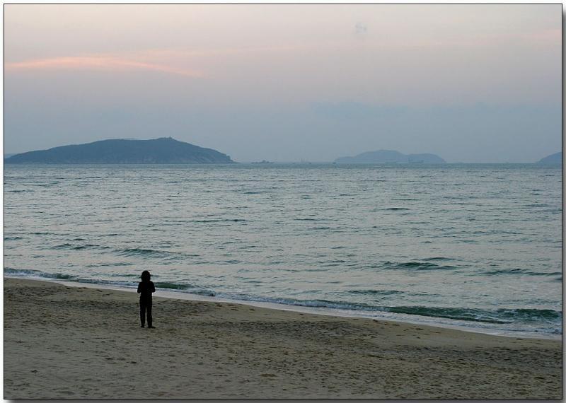Sunset - Sanya, Hainan Island