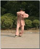 Tai Chi in People's Park, Shanghai