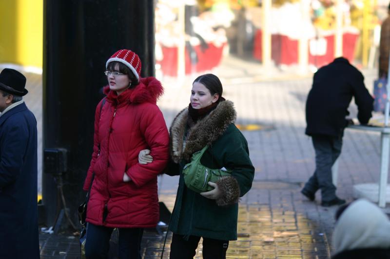 Tashkent Shoppers