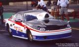 2001 NHRA Testing after Dallas