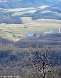 Blue Ride foothills