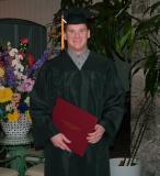 Aaron's Gradution