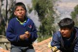 More Andean Boys