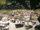 Above the Show Floor