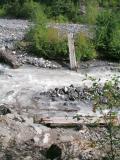Kautz Creek Trail, Mt. Rainier N.P.