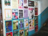 Play posters, Pike Public Market, Seattle