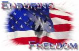 My first 'Enduring Freedom' composition