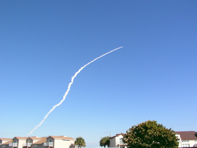 Space Shuttle Columbias Final Launch