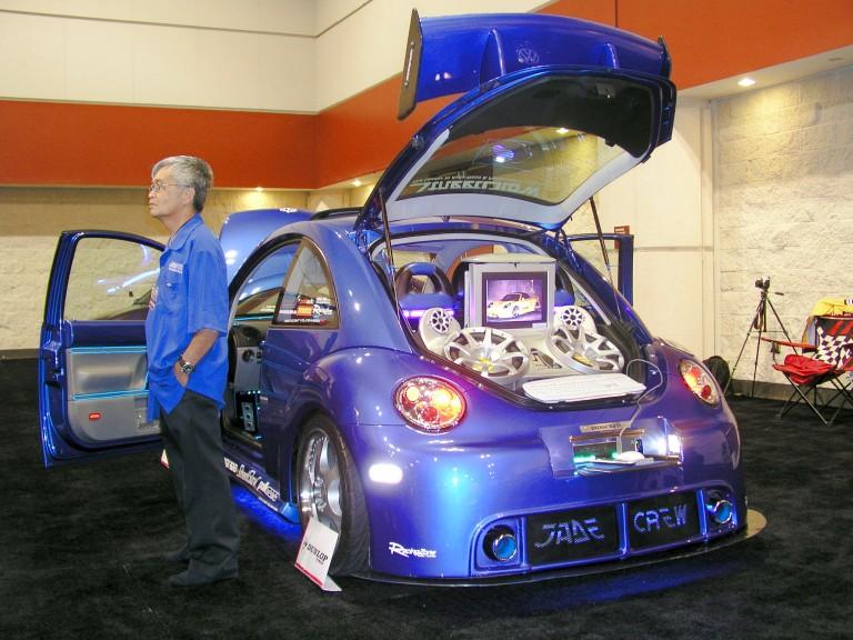 Custom VW Beetle photo - Mike Harris photos at pbase com