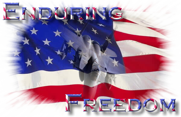 My first Enduring Freedom composition