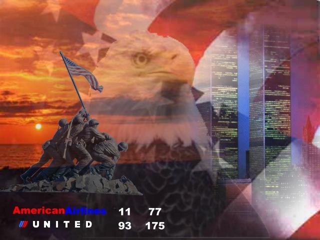 Sunset on 9/11