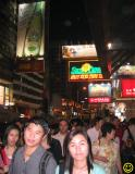 nathan road by night