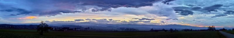 Föhn Storm over the Eastern Alps II