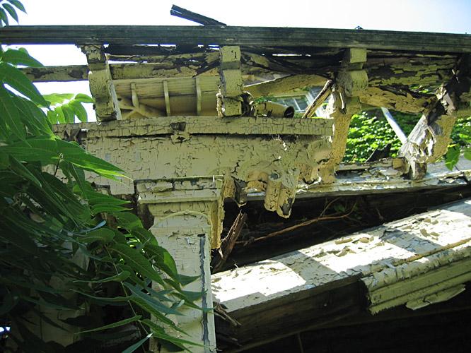 Crumbling Roof