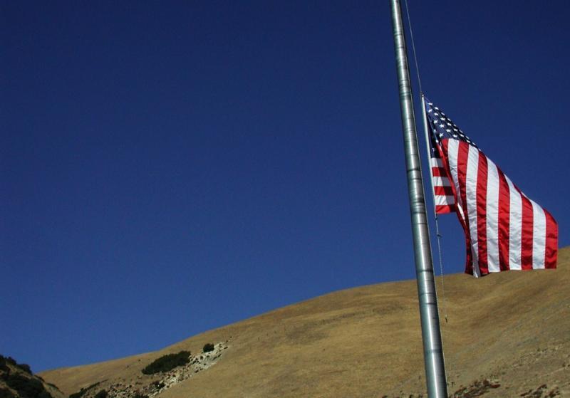 September 2001, California