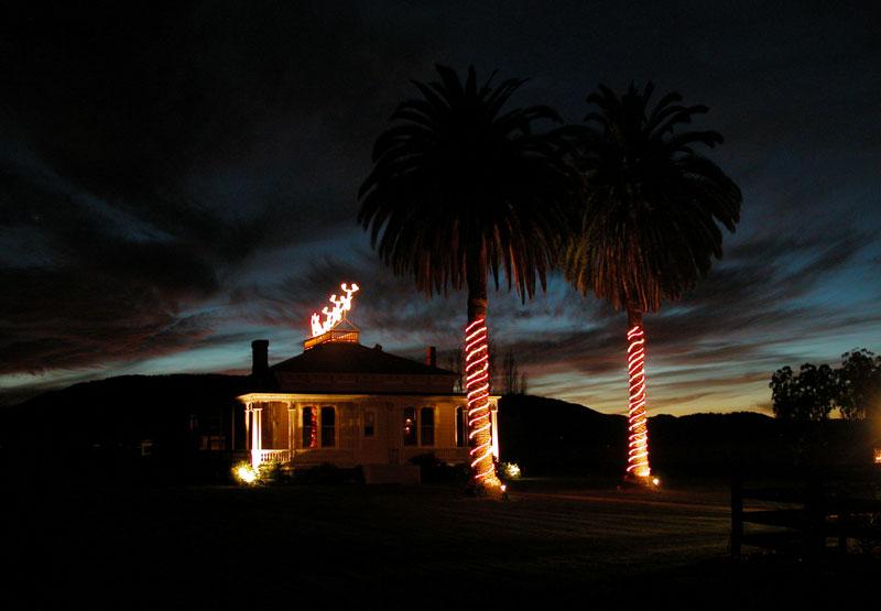 California Christmas 2003 (Sonoma Co, CA)