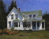 26 Cottage, Port Clyde 12 x15