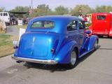37 Chevy 2 dr sedan