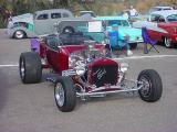 burgandy 23 T Bucket