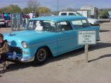 55 Chevy Nomad Wickenburg Arizona
