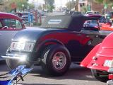 custom car show Wickenburg Arizona