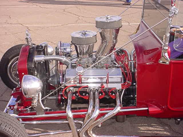 T Bucket motor