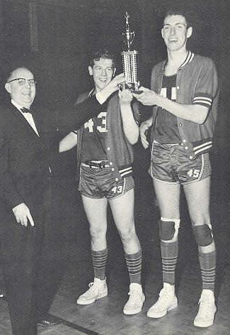 Bob Sherwood & Mike Hyde - 1963