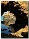 Hole in Rock Closer
