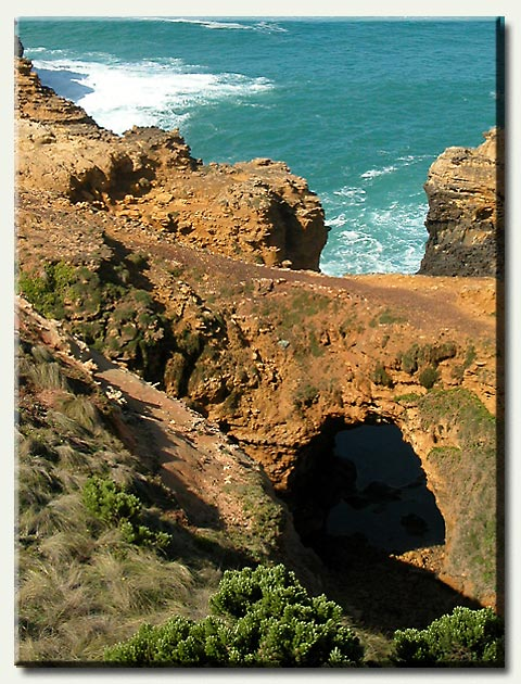 Hole in Rock