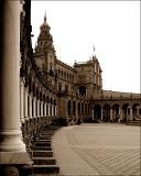 Spain Square in Sevilla - Spain - 1