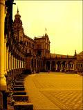 Spain Square in Sevilla - Spain - 3