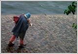 The wet Trumpeter*Pingu Pingu