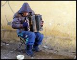 10th (tie) street musician *  by Yuri Pautov