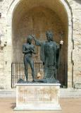 07 Saint-Rémi - Baptism of Clovis by St. Rémi  87000405.jpg