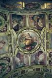 Ceiling - Chapel of St. Pius V - Vatican Museum