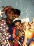 Fruit vendors, Colombo