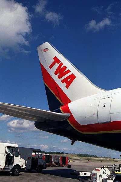 TWA Boeing 767-300