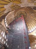 Ceiling restoration work