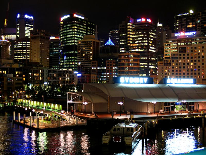 G6 - Sydney Darling Harbour