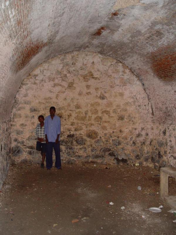 Vault under the Walls