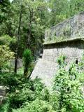 Fort Jacques, Northeast Wall