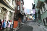 Climbing towards Suleyman mosque