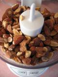 Process almonds to a...