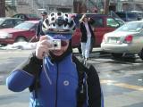 Danny Lieberman snaps a photo