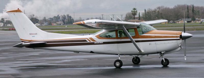 Jerres Cessna 182