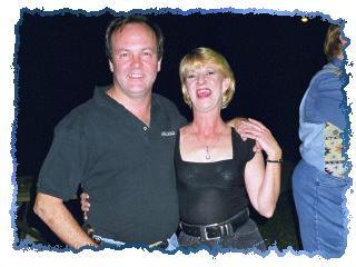Bucky and Linda