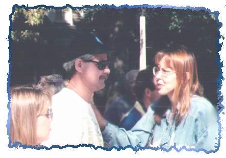 Matt and Margo