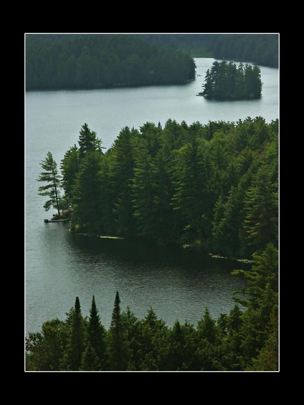 Cache Lake Detail