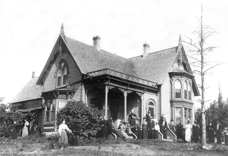 M. J. Smith Residence Okoboji