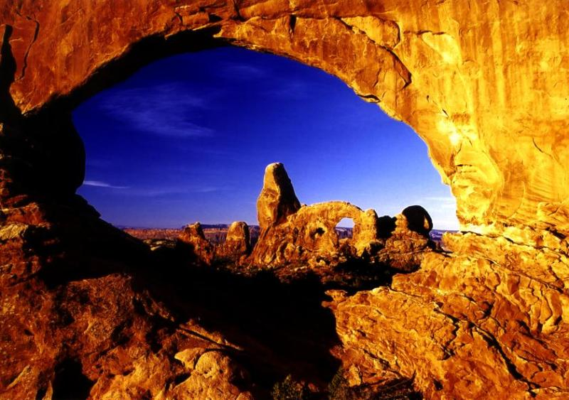 North Window & Turret Arch